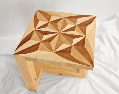 mesa cubo