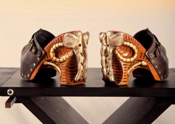 clogs heel